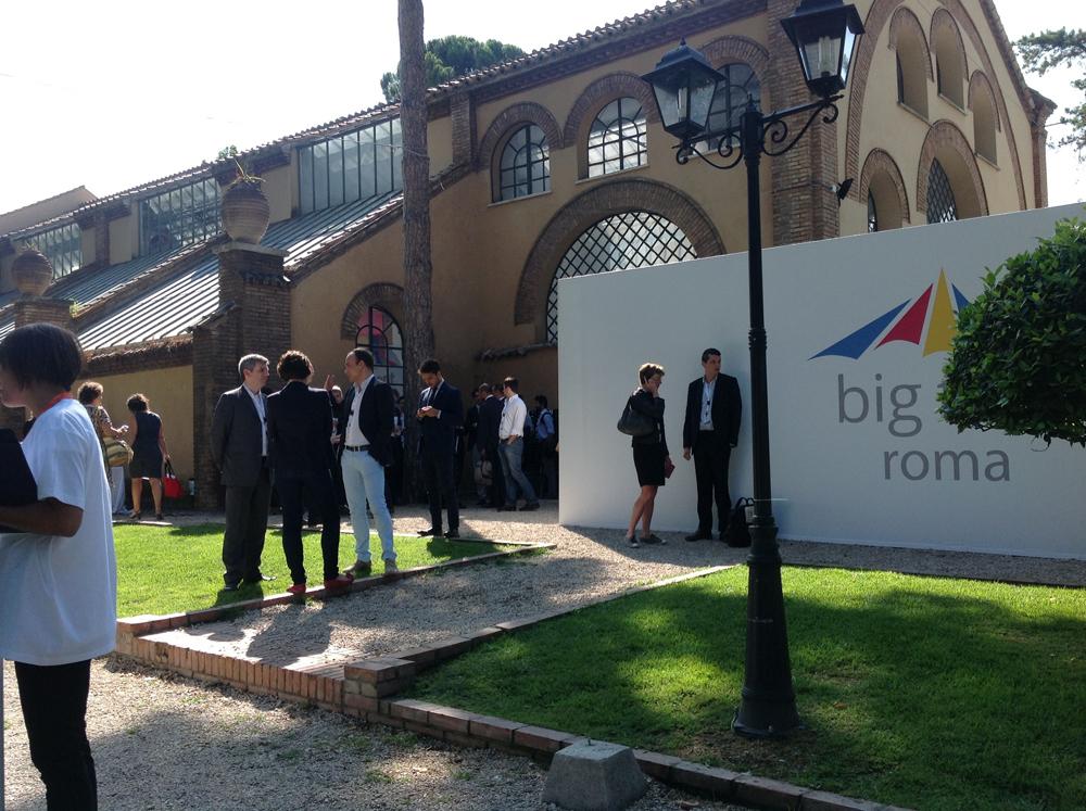 Aranciera di San Sisto, terme di Caracalla, giovedì 4 luglio il Big Tent Roma 2013 di Google