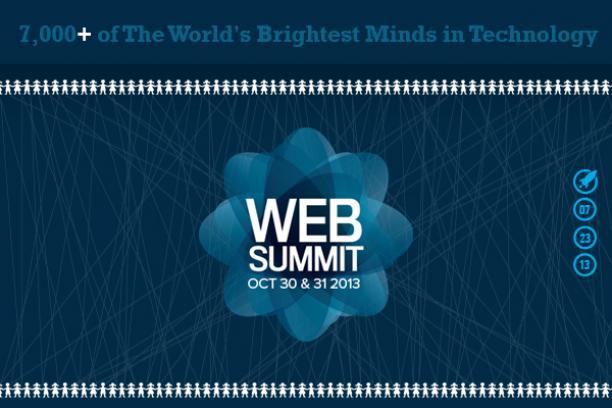 A Dublino il 30 e 31 ottobre appuntamento fra i più rilevanti per le startup tecnologiche